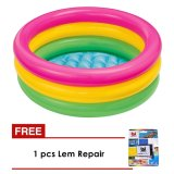 Dimana Beli Intex Kolam Renang Pelangi Uk 86 X 25 Cm Gratis Lem Repair Intex