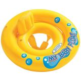 Jual Ban Renang Bayi Intex My Baby Float 59574 Kuning Branded Original