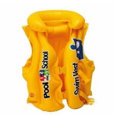 Harga Termurah Intex Pelampung Renang Anak Swim Vest