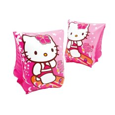 Spek Intex Pelampung Tangan Anak Deluxe Arm Band Hello Kitty 56656Np Intex