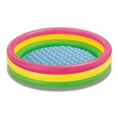 Spesifikasi Intex Sunset Glow Pool Kolam Renang Anak 147 X 33 Cm Online