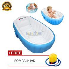 Diskon Intime Baby Spa Bak Mandi Bayi Yt 226A Kolam Baby Bath Tub Akhir Tahun