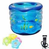 Jual Intime Kolam Baby Spa Circle Random Colour Neck Ring Pompa Angin 12 Intime