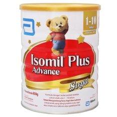 Harga Isomil Plus Advance Soya 850 Gr Murah