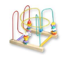 Harga Istana Bintang Mainan Kayu Wire Game 3 Line Istana Bintang Asli