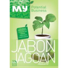 Jabon Jagoan Kayu Produktif Buku My Trubus ST7017 / Jirifarm (09350)