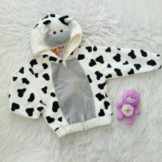 Harga Jaket Cow 3D Baju Bayi Anak Jaket Anak Asli