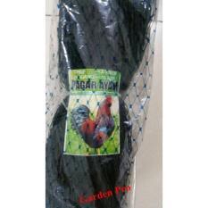 Jaring Ayam Tinggi +- 2-5 Meter / Pagar Ayam Itik / Jaring Kandang - 97Dd3c - Original Asli