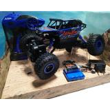 Review Toko Jch Crawler Remot Control Monster 2 4Ghz Scala 1 18 4Wd