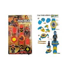 JCH Mainan Jam Lego NINJAGO