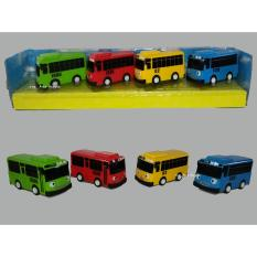 Toko Jch The Littel Bus Tayo 4Pcs Mainan Murah Jch