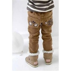 JEANS BROWN COLDORE