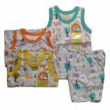 Jual Jelova Angela 3Pcs Setelan Kutung Velvet Sni Standart 6 12 Months Mixcolour Jelova Baby Asli