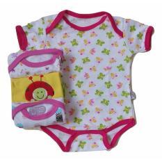 Toko Jelova Angela 4Pcs Premium Jumper Baby Bayi Libby Motif Baby Girls Sni Standart 3 Months Random Terlengkap Di Dki Jakarta