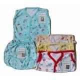 Harga Jelova Angela 4Sett Setelan Baju Kutung Baby Bayi Little Owl Sealion Premium Quality Standart Sni Di Dki Jakarta