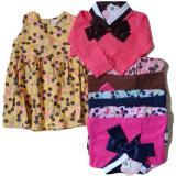 Harga Jelova Mi Angela Dress Cardigan Pita Baby Bayi Print Asli 3 14 Months Sni Standart Random Colours