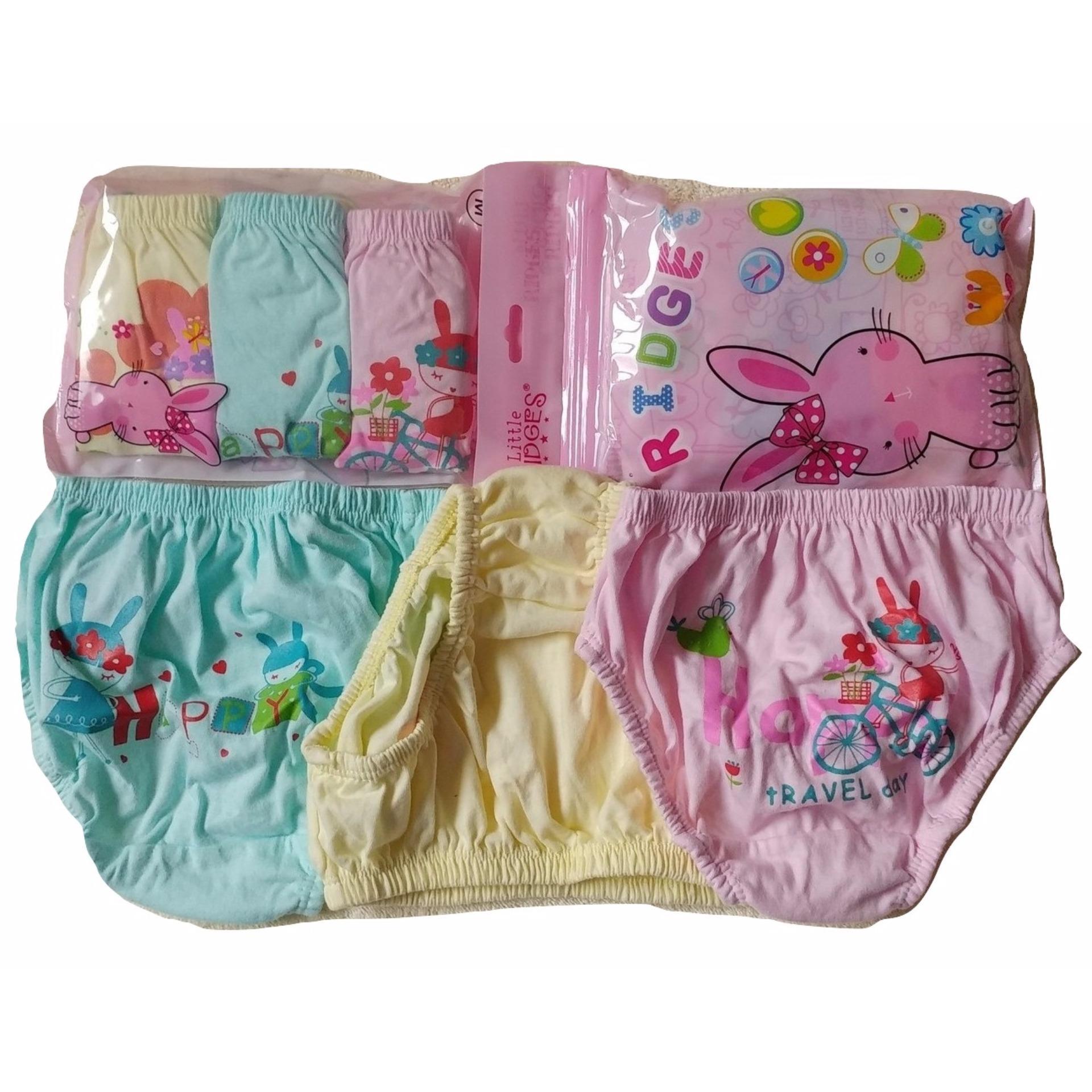 Pencarian Termurah Jelova Angela RIDGES Dalaman Baby GIRLS Kids 1-2 TAHUN - SNI STANDART