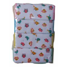Katalog Jelova Angela Selusin Gurita Rekat Baby Bayi Motif Minnie Bird Premium Quality 12Pcs Terbaru