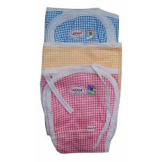 Toko Jelova Angela Selusin Popok Baby Bayi Usagi Square Premium Quality Sni Standart 12Pcs Mixcolour Jelova Baby Online