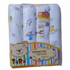 Toko Jelova Angela 4Pcs Bedong Selimut Baby Bayi Tara Premium Quality Sni Standart Mixcolour Lengkap Dki Jakarta