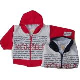 Miliki Segera Jelova Baby Angela Jaket Baby Bayi Motif Yourself Sni Standart Recommended To 6 Months Red Navy Random