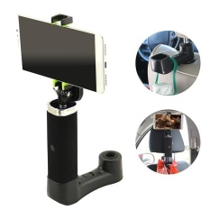 Review Pada Jiaxiang Kait Mobil Headrest Gantungan Multifungsi Pegangan Mobile Phone Holder Selfie Stick Window Hammer Night Light Intl