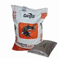 Jirifarm (09399) Pakan Lele Cargill Al-622 3Kg Uk. 2Mm U/ Lele 6-8 Cm - 2Iy040