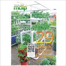 Jirifarm Buku Trubus 29 Teknik Urban Farming (11320)