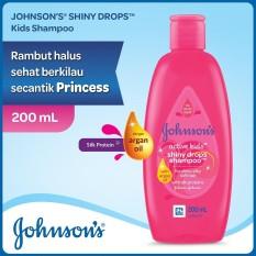 Johnson's Active Kids Shiny Drops Shampoo 200ml