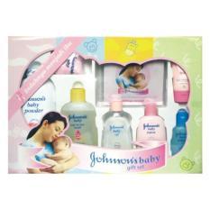 Johnson's Baby Gift Box - Set Perawatan Bayi
