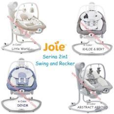 Joie Meet Serina 2 in 1 Swing and Rocker