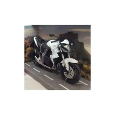 Joycity Automaxx Premium 1:12 Honda Cb 1000R Putih - Bbe73e - Original Asli