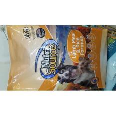 Jual Dogfood Nutrisource Lamb And Rice - 9Abeee - Original Asli