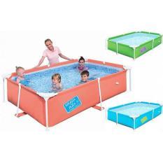 Jual Kolam Renang Anak Frame Pool Kotak Bestway ( Limited 1121 - Hclvh0