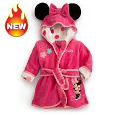 Spesifikasi Baby Bathrobe Anak Piyama Baby Homewear Rose Merk Oem