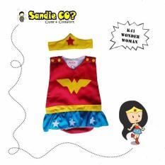 Beli Barang Jumper Bayi Lucu Dan Unik Wonder Woman L Online