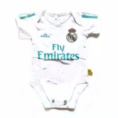 Jual Beli Jumper Bola Bayi Real Madrid Home Bodysuit Baby Jawa Barat