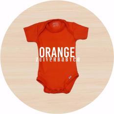 Promo Toko Jumper Bayi Polos Orange