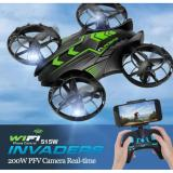 Diskon Jxd 515W Invaders 3Mp Wifi Fpv Mini Drone Quadcopter W Altitude Hold Mode Rtf