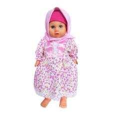 Kado Mainan Anak Boneka Anisa Hijab Bisa Bicara dan Nyanyi
