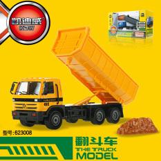 Kaidiwei Rekayasa Dump Truck Mobil Truk Dump Mobil Model