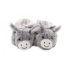 Kaloo Les Amis Bootsies Donkey-Grey Mewah-Internasional