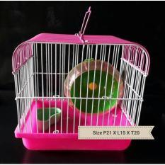 Kandang Kucing Kelinci Burung Hamster Tupai Landak Sg Sugar Glider - 9A7abe - Original Asli