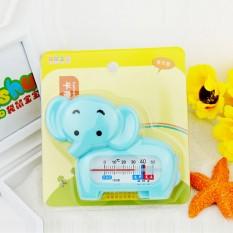 Kangaroo Bayi Bayi Kartun dan Anak-Anak Mandi Suhu Meter Udara Termometer