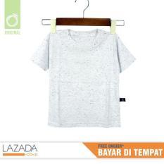 Kaos Polos Anak 2 - 3 Tahun - Tomato Clothing Original