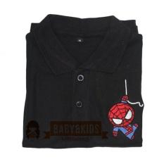 Diskon Produk Babyandkids Kaos Bordir Anak Baju Fashion Anak Baju Murah Anak Karakter Spiderman Untuk Anak