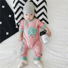 Beli Kapas Bayi Musim Gugur Untuk Pria Dan Wanita Memanjat Pakaian Cicilan