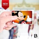 Diskon Kartu Bca Disney Mickey Branded