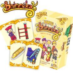 KARTU BHINNEKA  GAMECHILD