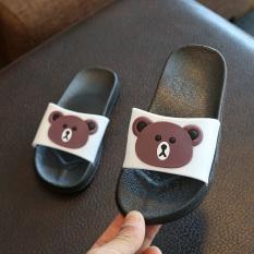 Harga Sepatu Sandal Anak Anak Sol Lunak Lucu Kartun Anti Selip Tiongkok